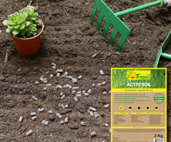 Activ soil Tropica